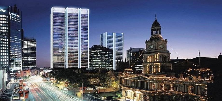 Lumiere – 501 George Street, Sydney