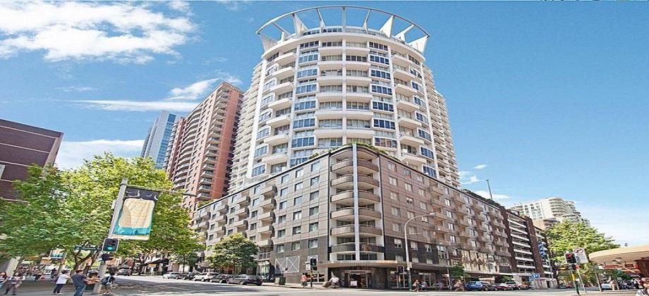 Maestri Towers – 515 Kent Street, Sydney