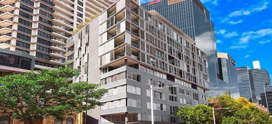 The Bond Apartments – 38 Hickson Rd, Sydney
