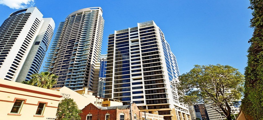 Stamford Residences – 171 Gloucester Street, Sydney